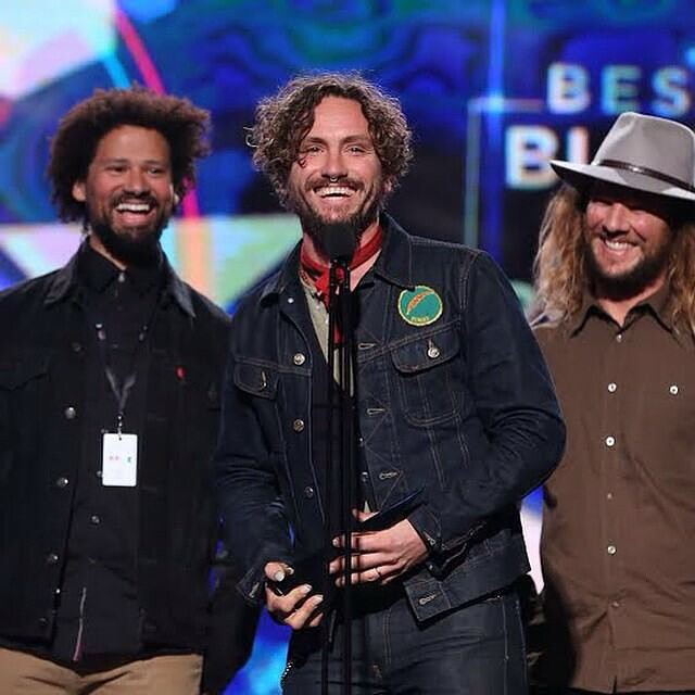 Congratulations JBT for winning the 2014 ARIA Award for 'Best Blues & Roots Album' for 'Flesh & Blood'